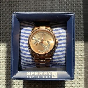 Water resistant sperry anchor watch